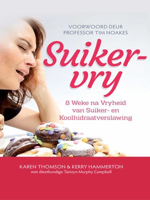 cover image of Suikervry