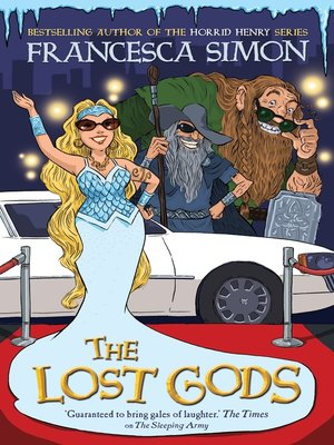 cover image of The Lost Gods