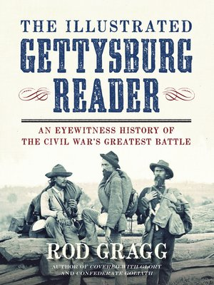 cover image of The Illustrated Gettysburg Reader