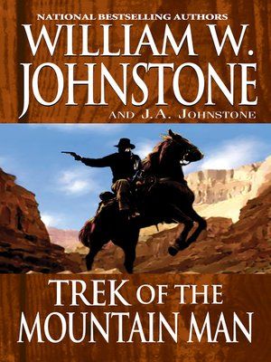 cover image of Trek of the Mountain Man
