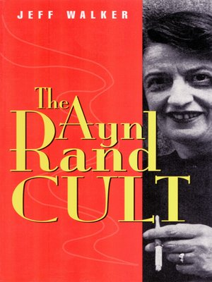 cover image of Ayn Rand Cult