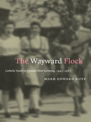 cover image of The Wayward Flock