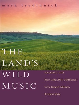 cover image of The Land's Wild Music