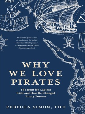 cover image of Why We Love Pirates