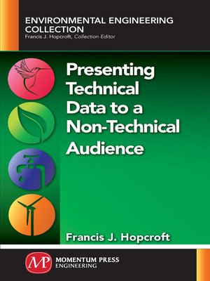 cover image of Presenting Technical Data to a Non-Technical Audience