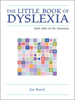 cover image of The Little Book of Dyslexia