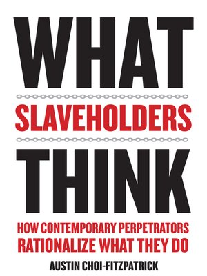 cover image of What Slaveholders Think