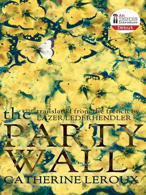 cover image of The Party Wall
