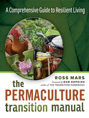cover image of The Permaculture Transition Manual