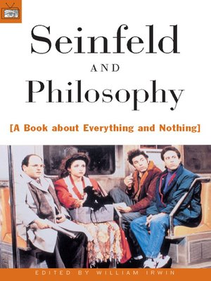 cover image of Seinfeld and Philosophy