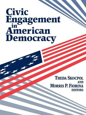 cover image of Civic Engagement in American Democracy