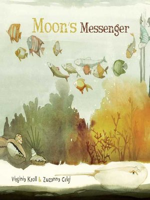 cover image of Moon's Messenger