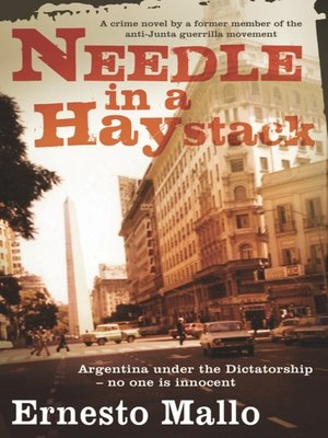 cover image of Needle in a Haystack