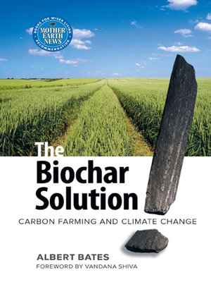 cover image of The Biochar Solution