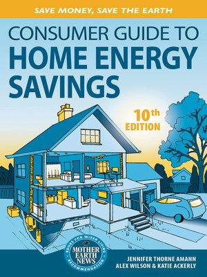 cover image of Consumer Guide to Home Energy Savings-