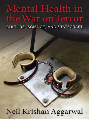 cover image of Mental Health in the War on Terror