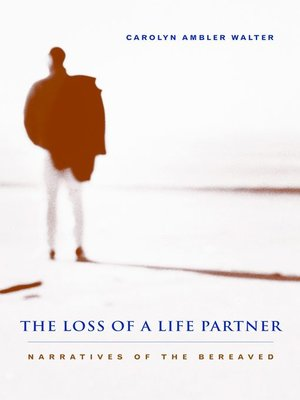 cover image of The Loss of a Life Partner