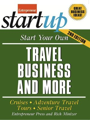 cover image of Start Your Own Travel Business