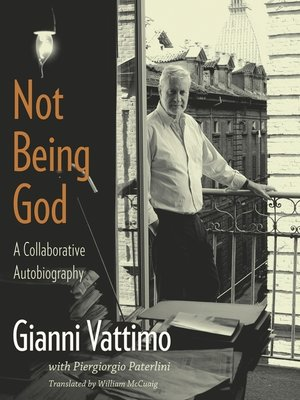 cover image of Not Being God