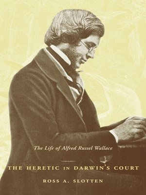cover image of The Heretic in Darwin's Court