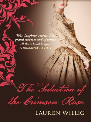 cover image of The Seduction of the Crimson Rose