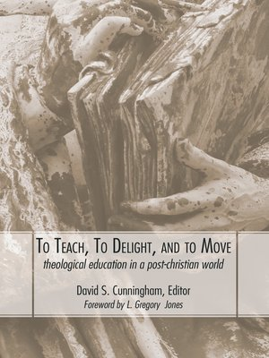 cover image of To Teach, to Delight, and to Move