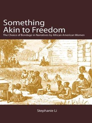 cover image of Something Akin to Freedom