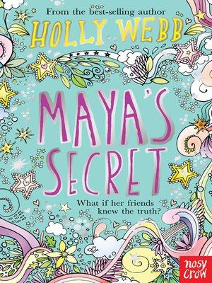 cover image of Maya's Secret