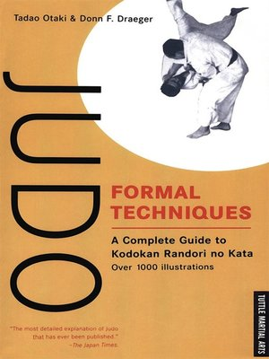 cover image of Judo Formal Techniques