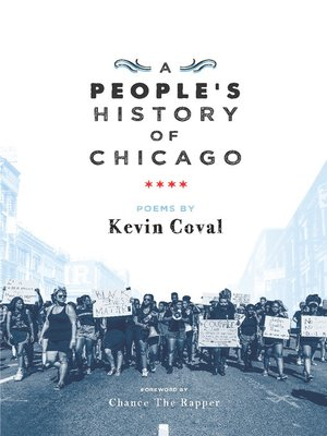 cover image of A People's History of Chicago