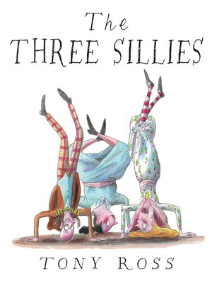 cover image of The Three Sillies