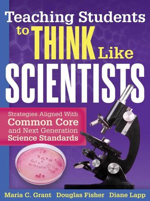 cover image of Teaching Students to Think Like Scientists