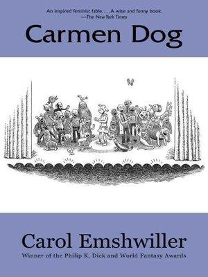 cover image of Carmen Dog