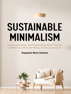 cover image of Sustainable Minimalism
