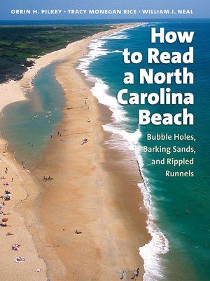 cover image of How to Read a North Carolina Beach