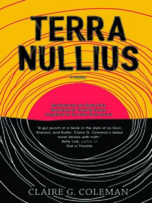 cover image of Terra Nullius