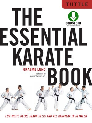 cover image of The Essential Karate Book
