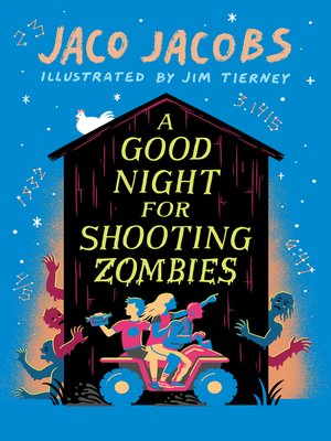 cover image of A Good Night for Shooting Zombies