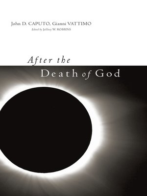 cover image of After the Death of God