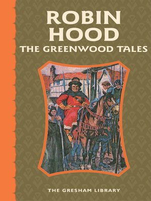cover image of Greenwood Tales
