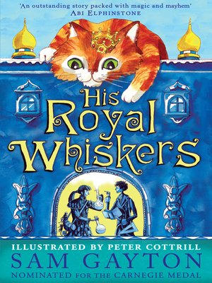 cover image of His Royal Whiskers