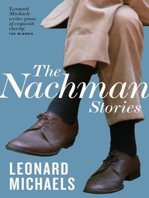 cover image of The Nachman Stories