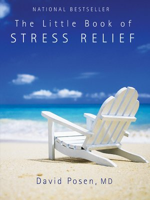 cover image of The Little Book of Stress Relief