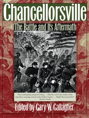 cover image of Chancellorsville