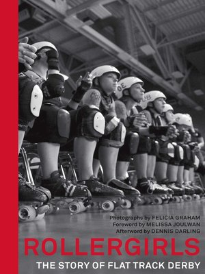cover image of Rollergirls