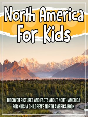 cover image of North America For Kids