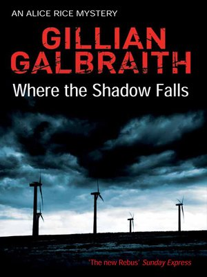 cover image of Where the Shadow Falls