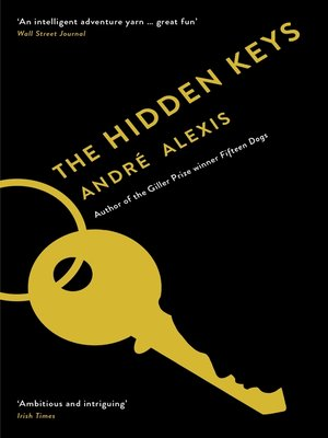 cover image of The Hidden Keys