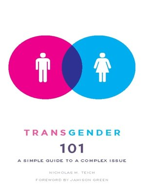 cover image of Transgender 101
