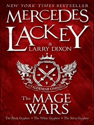 cover image of The Mage Wars
